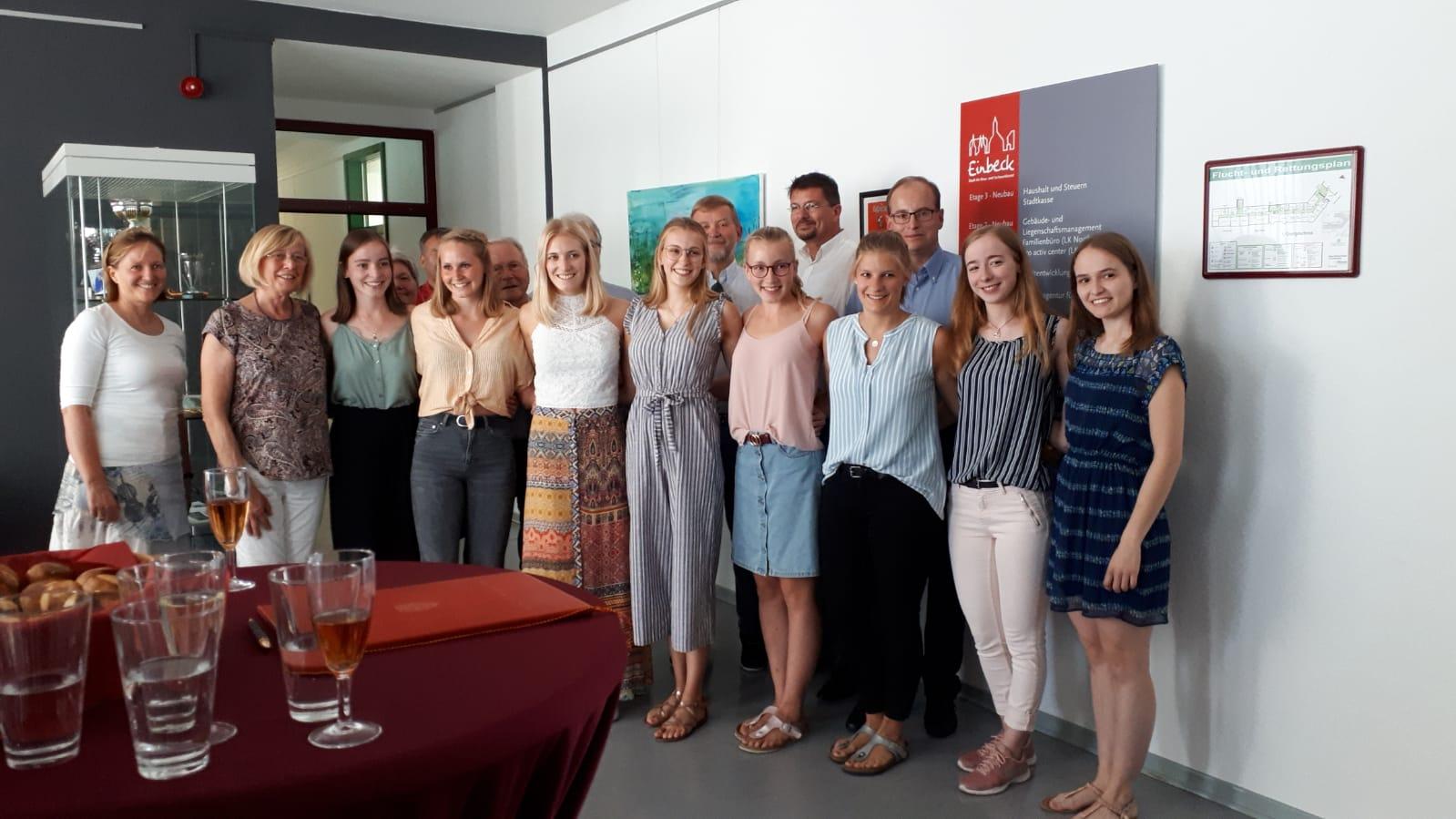 Dream Team Läufer des RSV Einbeck