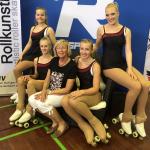 Melina Kreter, Emma Drews, Annette Ziegenhagen, Julie Kretzschmar, Joana Bettenhausen