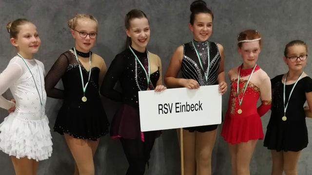 Team des RSV Einbeck am Samstag