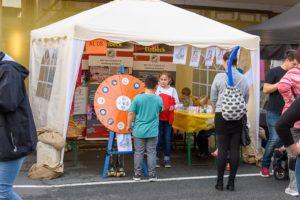 Der RSV-Stand auf dem Eulenfest in Einbeck 2019